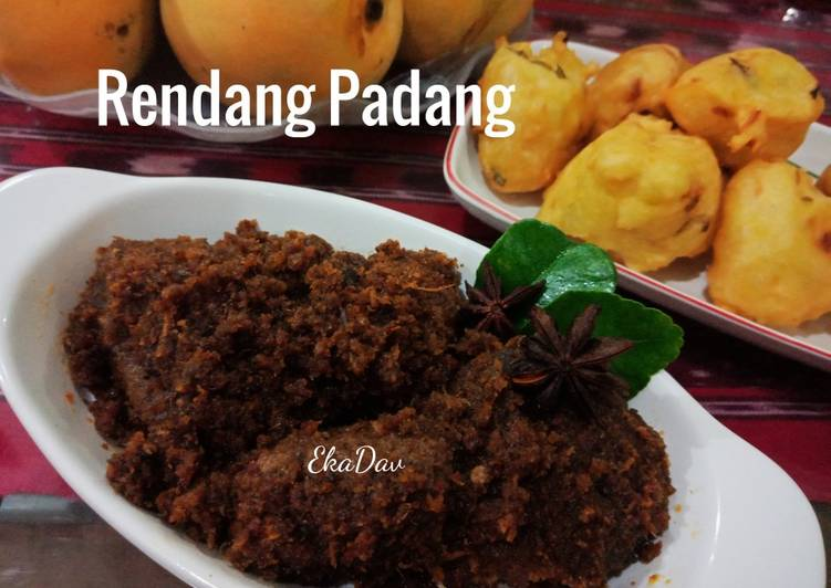 Resep Rendang Padang