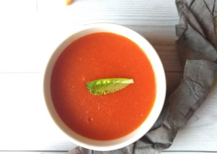 Resep Saos Tomat Homemade Sehat