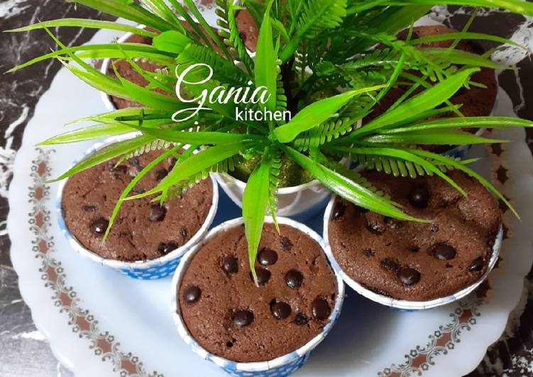 Resep Cupcake Coklat