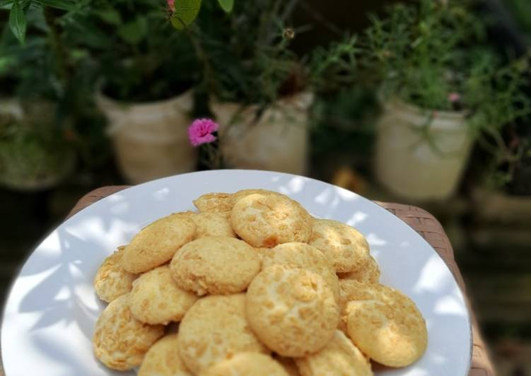 Resep Corn Flakes Cookies