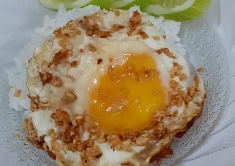 Resep Telur Ceplok Kekinian