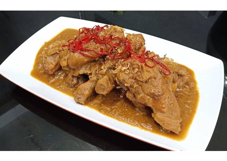 Resep Ayam bumbu lapis