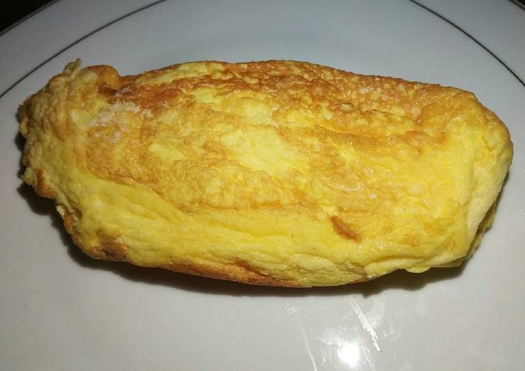 Resep Souffle Omelette