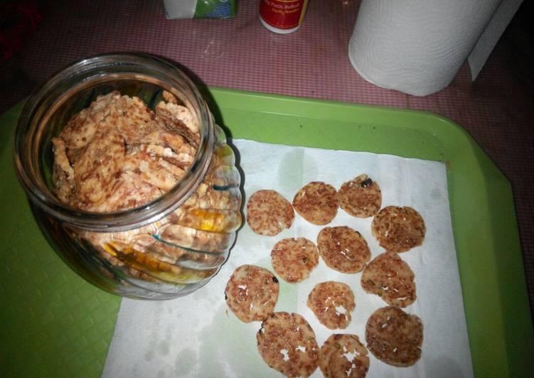 Resep Kerupuk Bakso Dg Sagu Crunchy - Lbh Gurih - Eggless