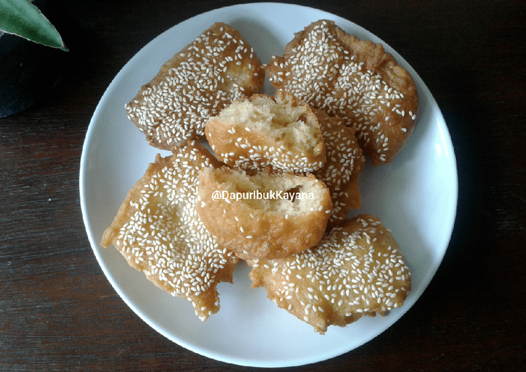 Resep 2Odading Lembut Crunchy ala Bunda Dewi