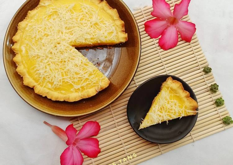 Resep Pie Susu Teflon Anti Gagal