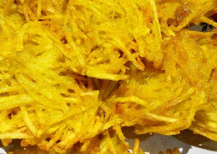 Resep Simply hash Browns