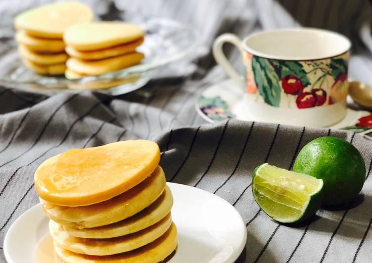 Resep Pancake Breakfast