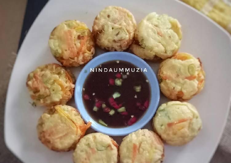 Resep Pajeon pancake daun bawang Korea