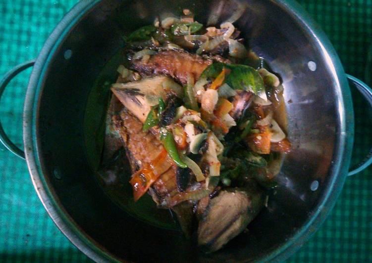 Resep Tongkol Lombok Ijo