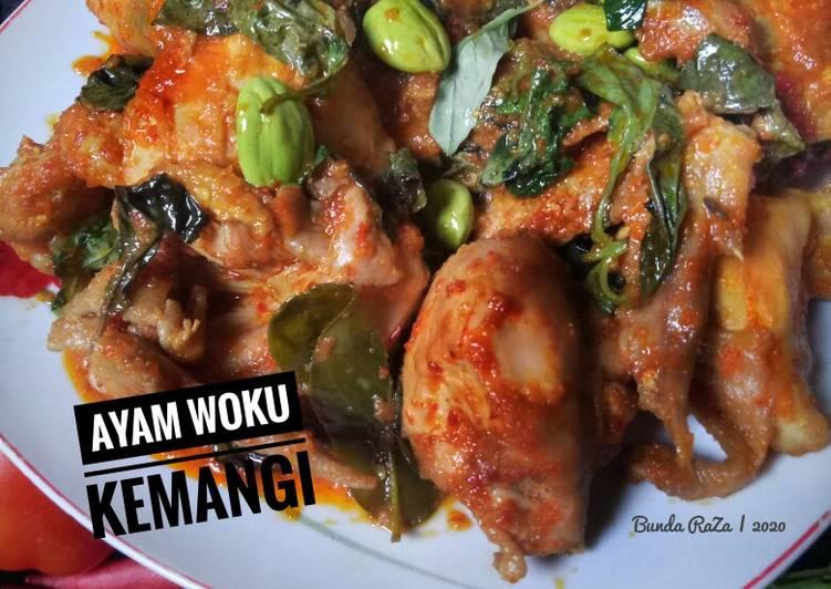Resep Ayam Woku Kemangi Manado