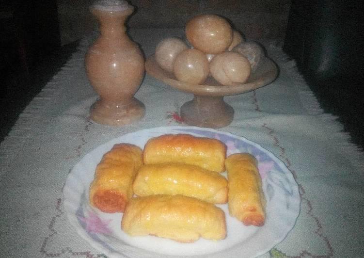 Resep Roti Kentang,Roti Sobek Kentang Eggless No Ulen(Panci Serbaguna)