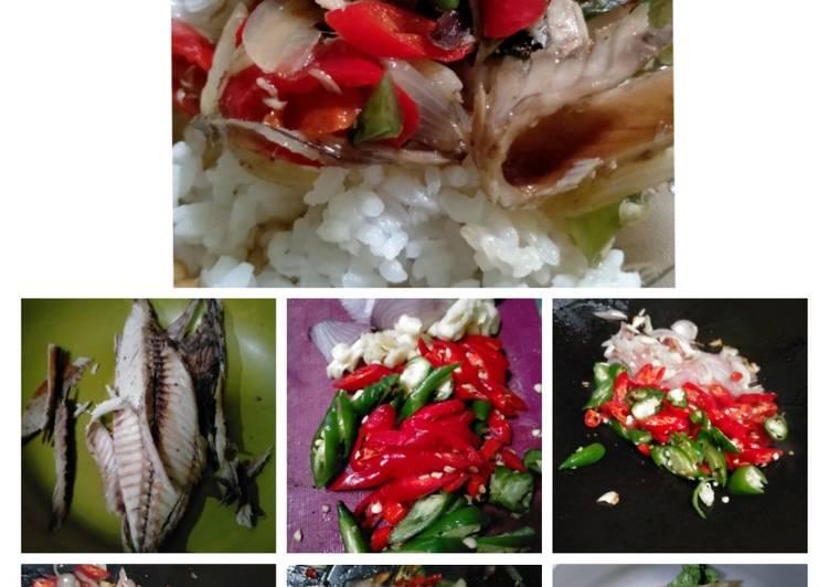 Resep Oseng Salmon