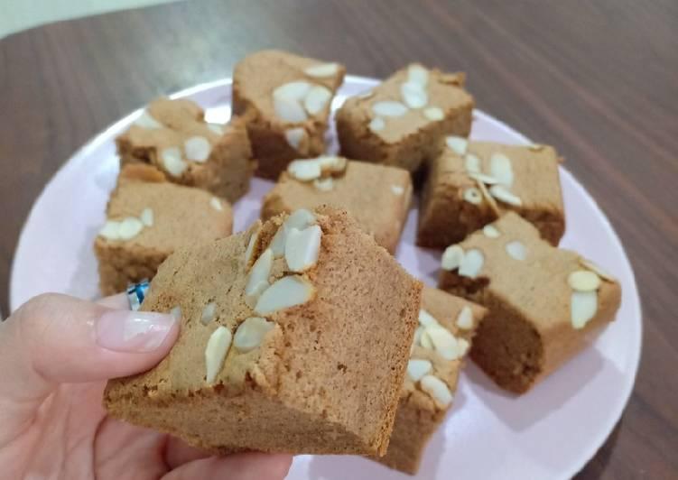 Resep Ontbijkoek (cake rempah belanda)