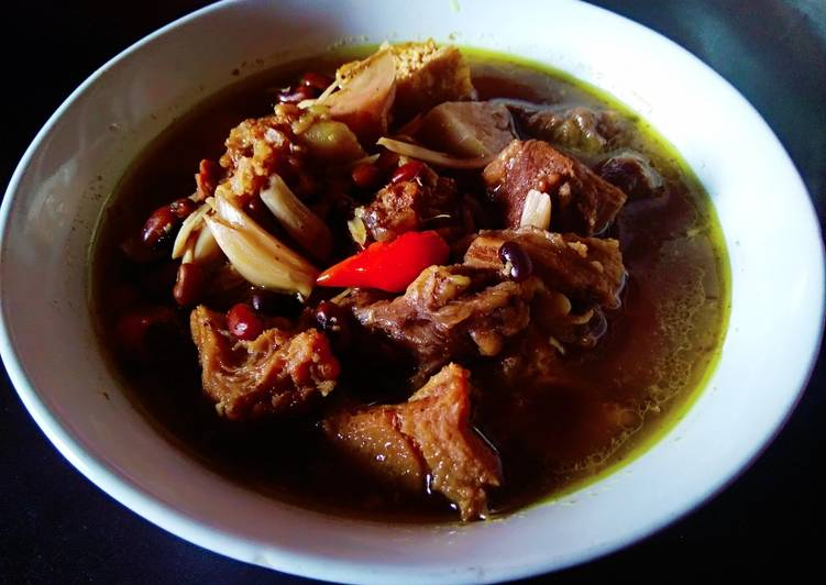 Resep Brongkos daging sapi resep ibuku