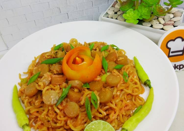 Resep Mie Instant Goreng Spesial