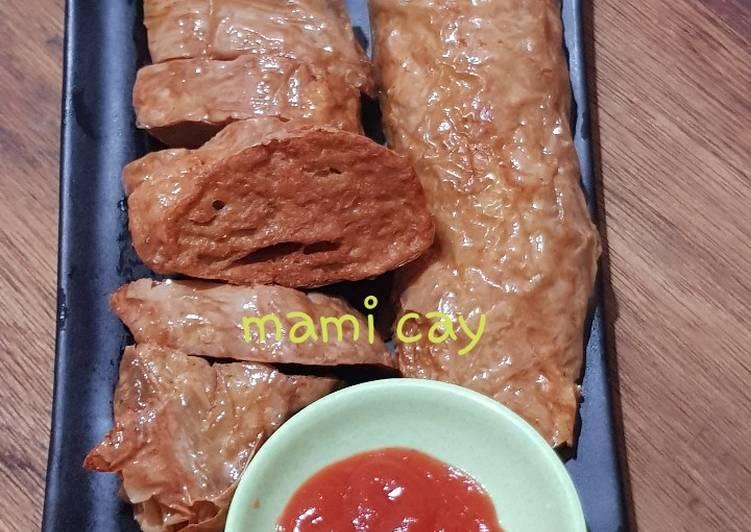 Resep Gohiong Ayam Udang