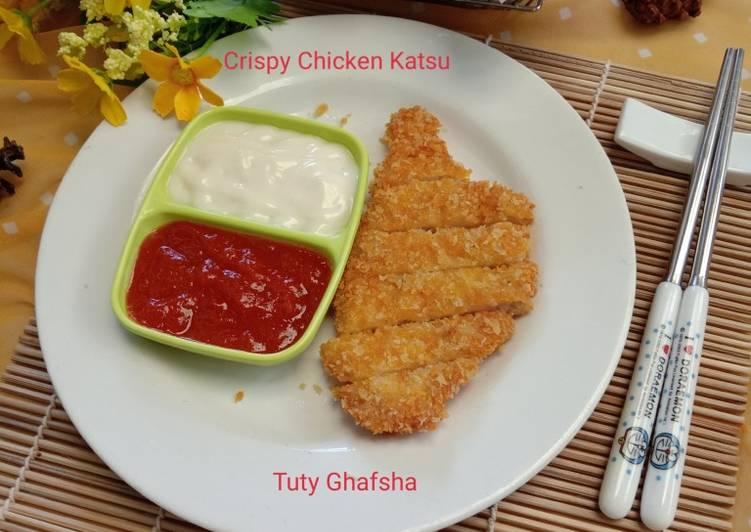 Resep Crispy Chicken Katsu #BandungRecook_SitiKulsum