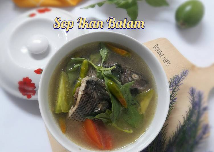 Resep Sop Ikan Batam