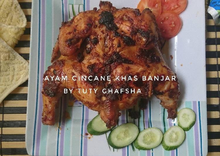 Resep Ayam Cincane khas Banjar