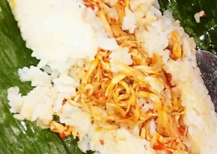 Resep Spicy Grilled Chicken Rice