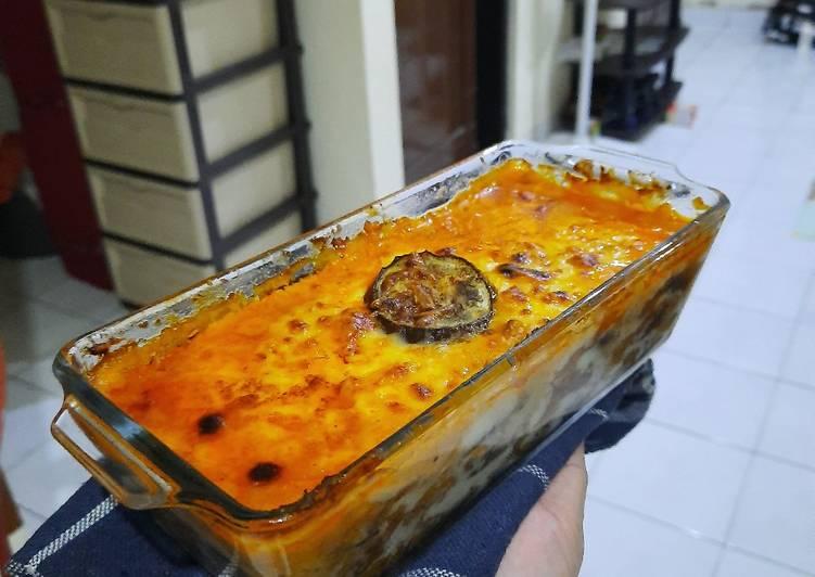 Resep Eggplant Lasagna