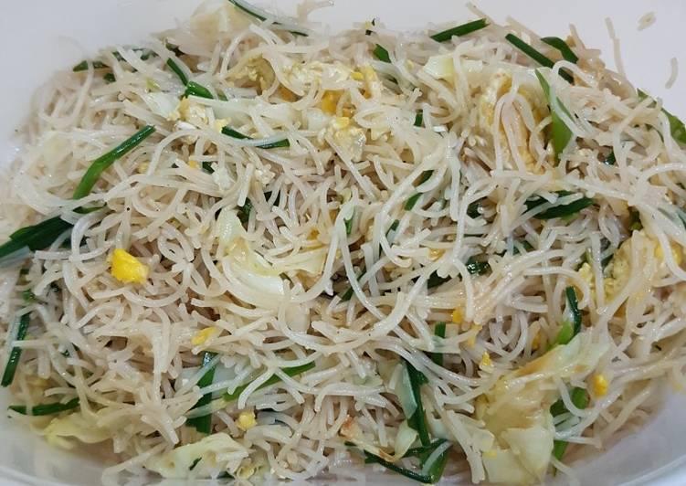 Resep Bihun Goreng ala chinese food