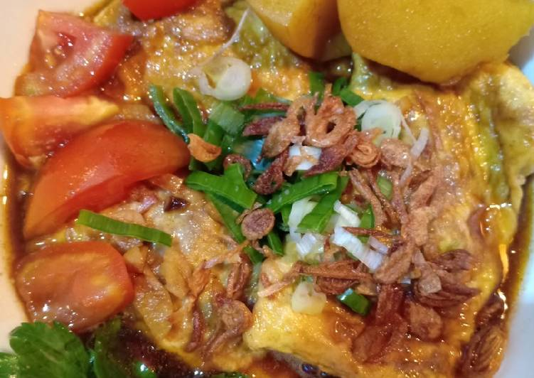 Resep (Seri Telur) Telur isi daging