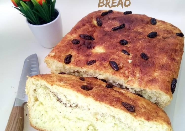 Resep Cinnamon Raisin Bread