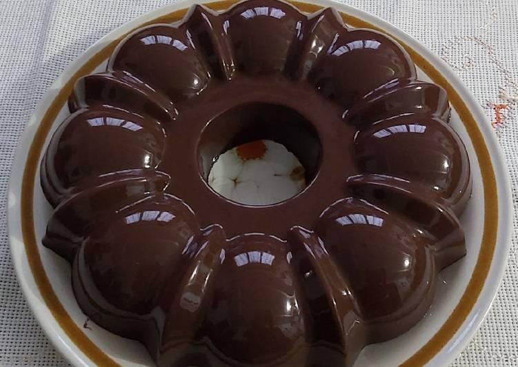 Resep Pudding Brownies Chocolatos