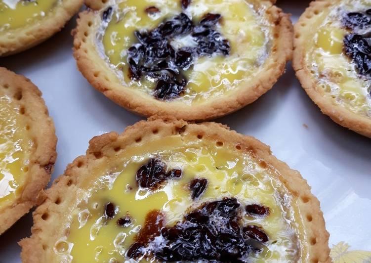 Resep Pie Susu Bali Renyah Anti Gagal #Juli22