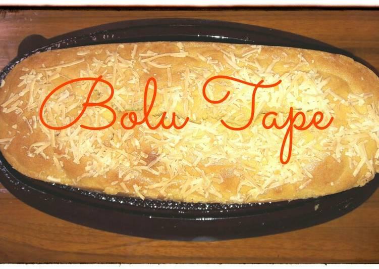 Resep Bolu Tape