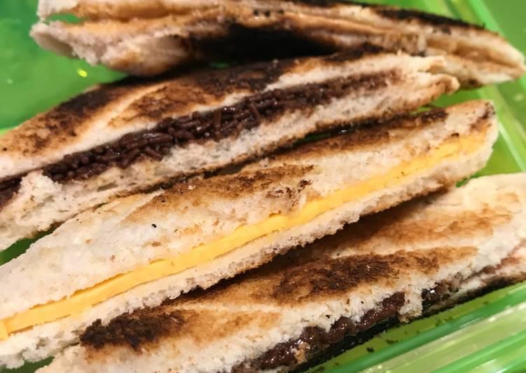 Resep Flavored Toast Bekal Anak