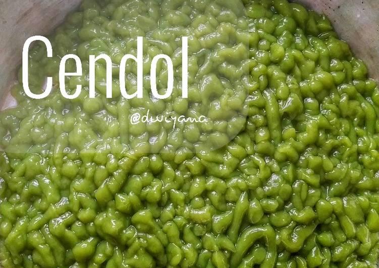 Resep Cendol
