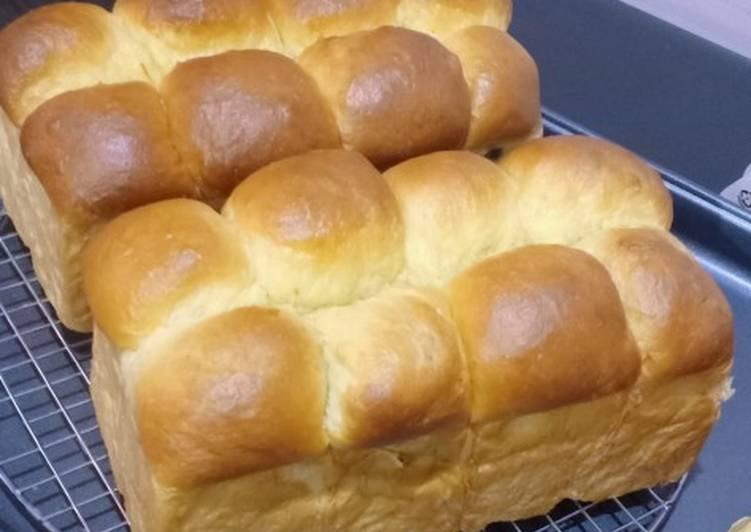 Resep Roti Sobek / Roti Manis