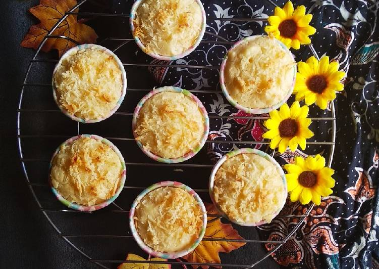 Resep Best cheese muffin ever