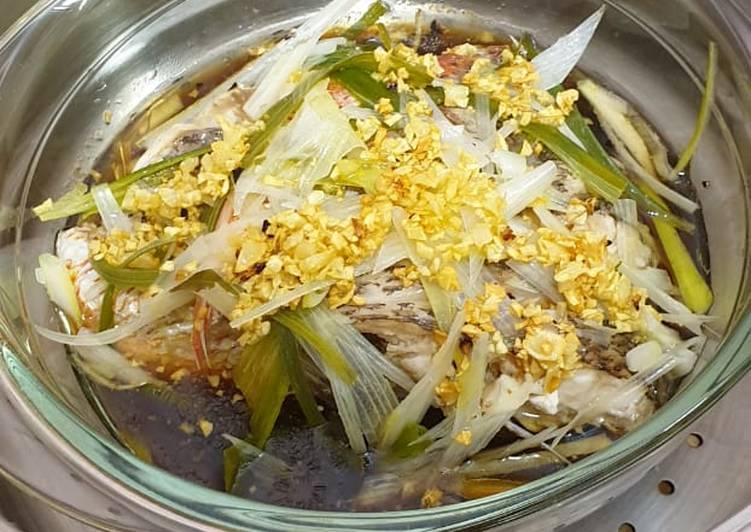 Resep Tim ikan ala chinese food