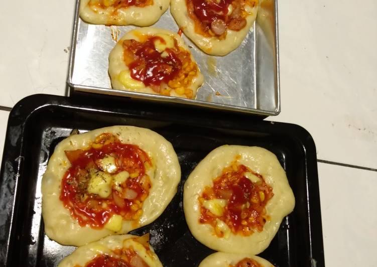 Resep Pizza again