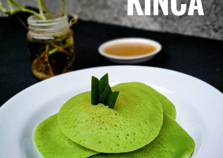 Resep Surabi Kuah Kinca (Serabi)
