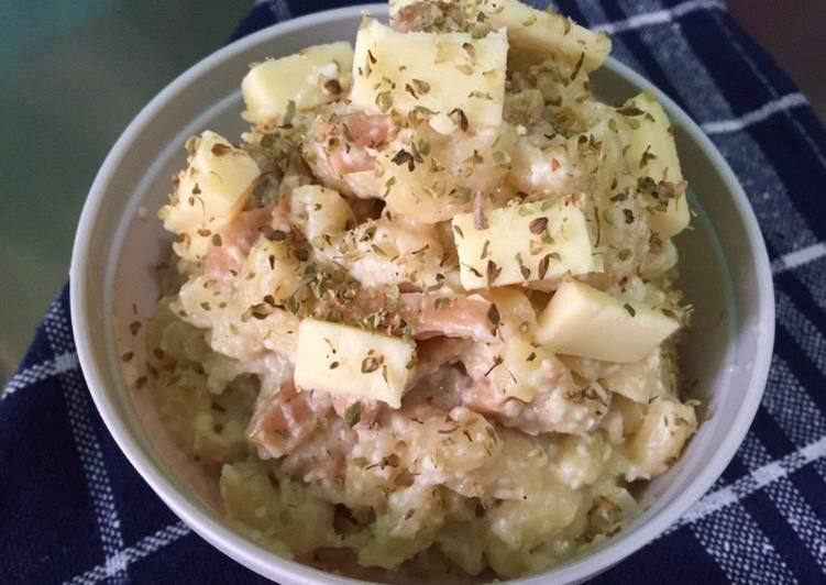 Resep Mac and Cheese (Makaroni Keju) / Cemilan
