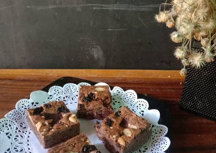 Resep Fudge Brownie