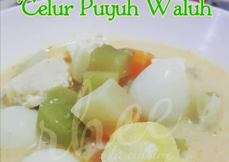 Resep Telur Puyuh Waluh