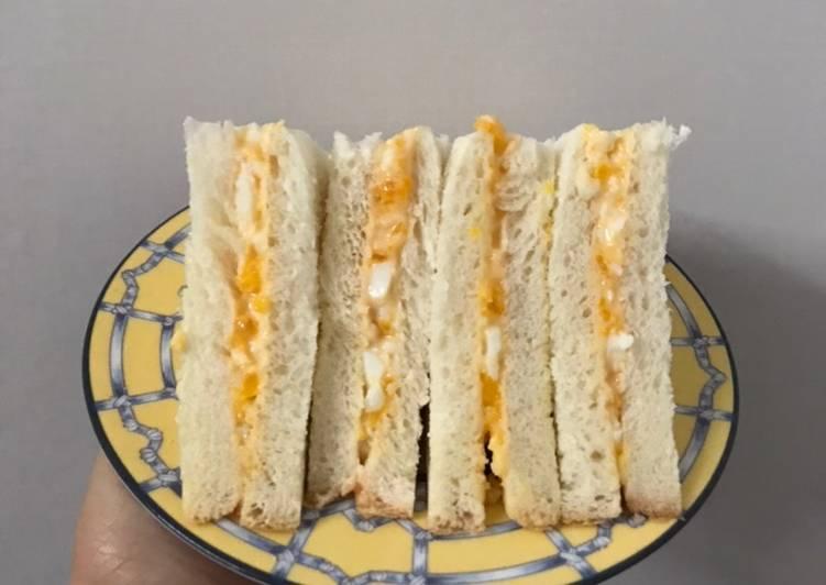 Resep Tamago Sandwich