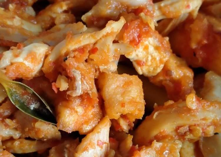 Resep Ayam Sisit Bumbu Bali