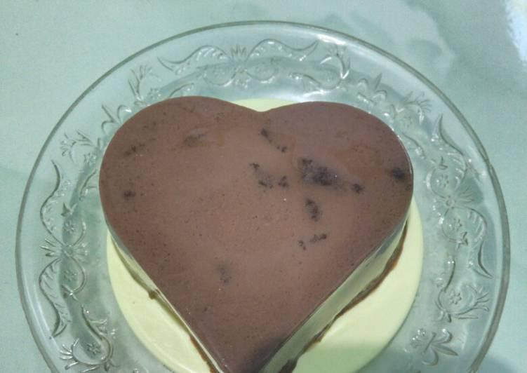 Resep Nutrijell coklat