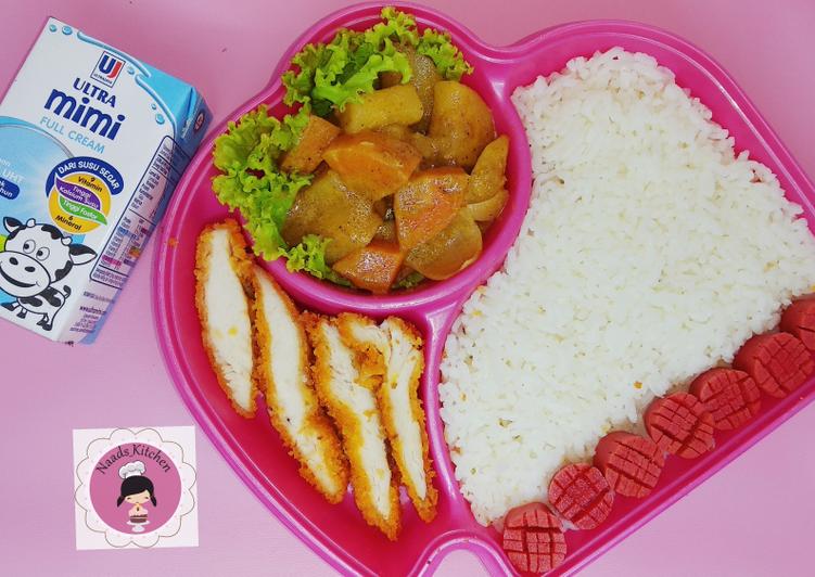 Resep Curry Chicken Katsu Don