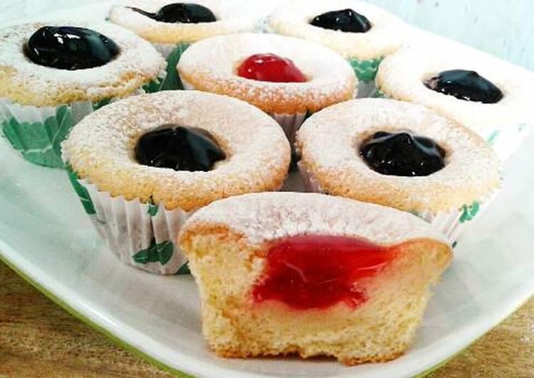 Resep Hokkaido chiffon cupcake#pr_anekachiffon