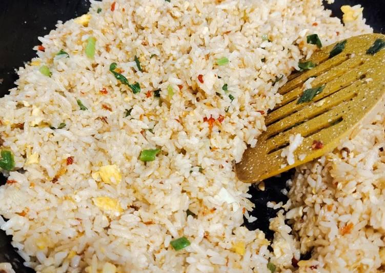 Resep Nasi Goreng Bumbu Balado