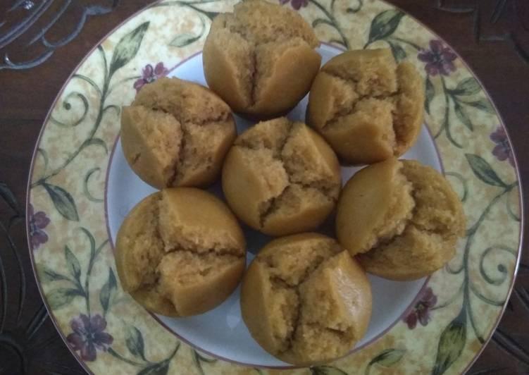 Resep Kue Mangkok Gula Merah