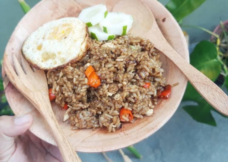 Resep Nasi goreng ranjau
